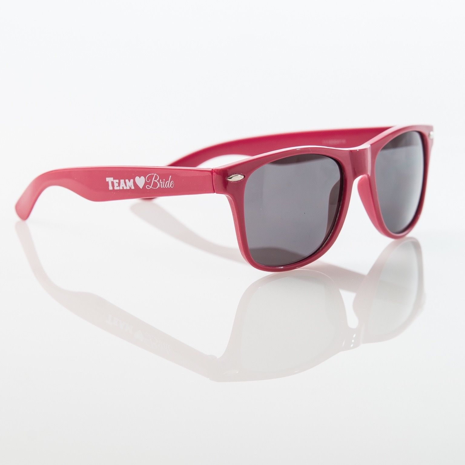 TEAM Bride sunglasses. PINK | Bridal Party Sunglasses | Pinterest ...