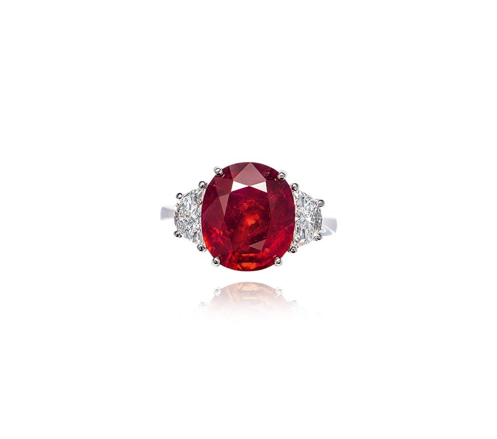 Pin On Ruby Ring