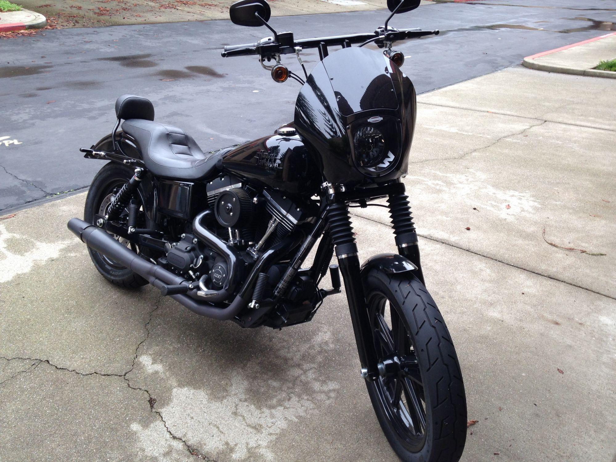 6b621020daa Thug Style   Club Style Dyna pic s - Page 648 - Harley Davidson Forums