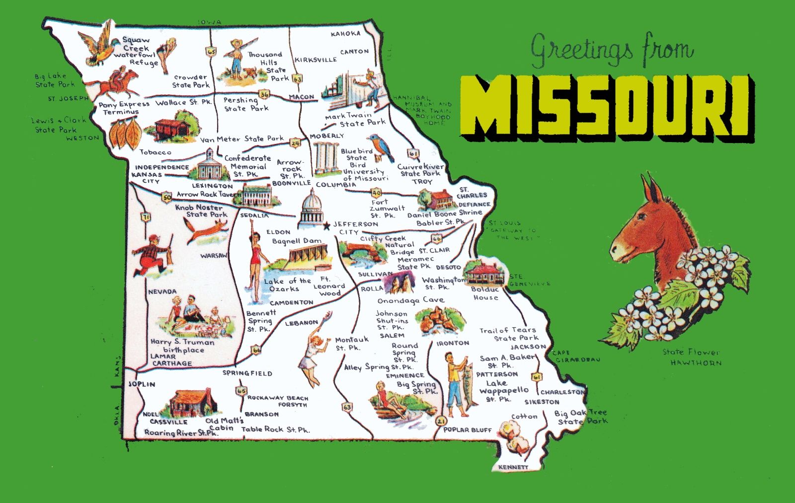 Pictorial travel map of Missouri | Favorite Places & Spaces in 2019 on park map, proportional symbol map, new york city map, russia map, concept map, united states map, city of merrill wi map, europe map, you are a star, travel map, contact us map, belgium map, texas landform map, san antonio district map,