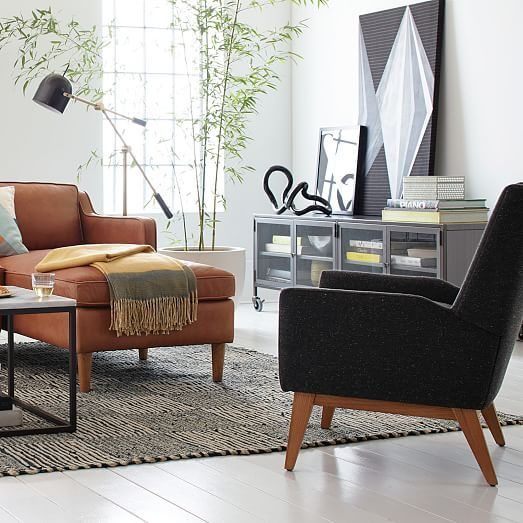 Frankie Chair | West Elm | Living room | Pinterest ...