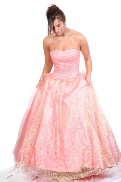 Beautiful Pink Wedding Dresses - Ocodea.com