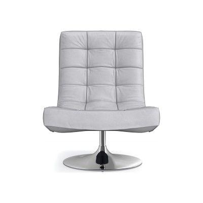 Incredible James Swivel Chair Polished Nickel Italian Distressed Creativecarmelina Interior Chair Design Creativecarmelinacom