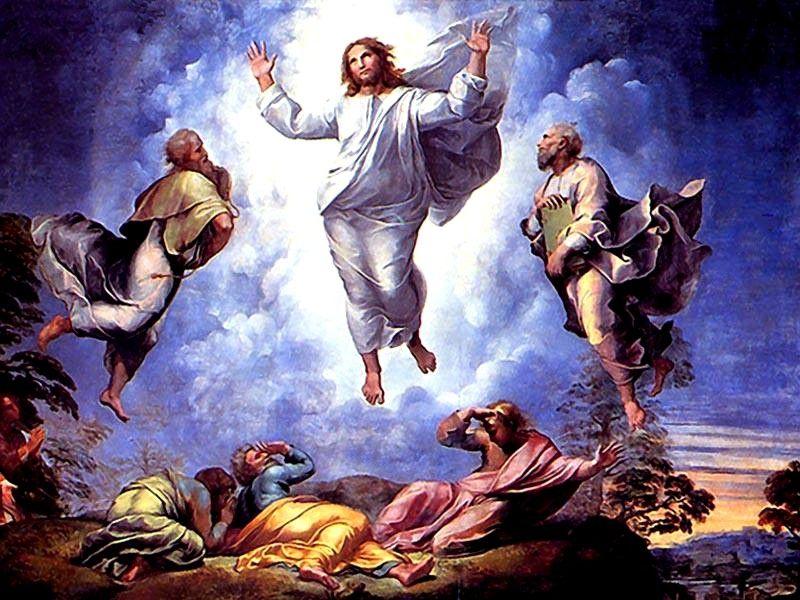 Ascensión de Jesucristo