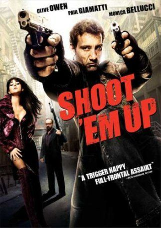 Shoot Em Up (2007) Dual Audio Hindi 300MB BluRay 480p x264