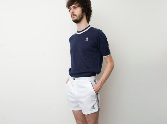 Dead stock vintage tennis shorts