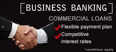 First Global Bank Limited... Your Commercial Bank from