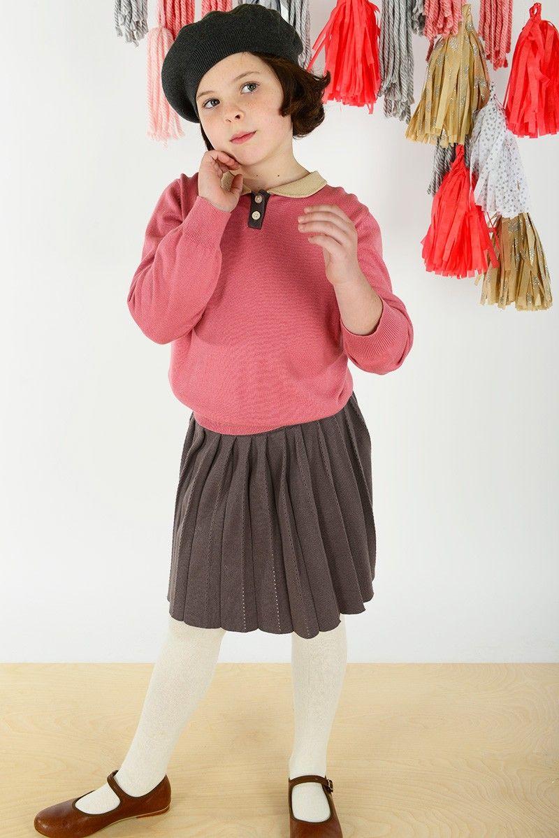 Peter Pan Collar Sweater | Olive Juice #holidayoutfit
