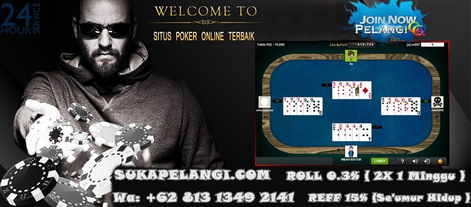 #pokerpelangi #pelangiqq #rajaqq #maindomino #asikqq #