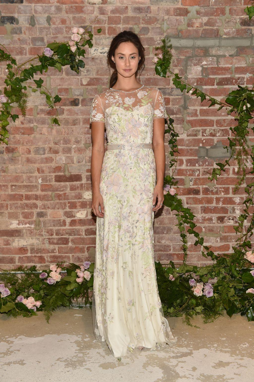 Jenny Packham Bridal Fall 2016