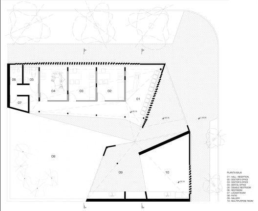 Gallery Of SMF-TU. Social Medical Facility / BAarqs