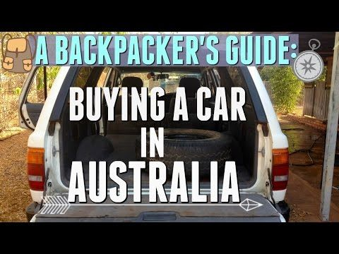 Travel Insurance Interstate Australia : BUYING A CAR IN ...