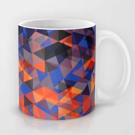 Christals Mug by CHIN CHIN - $15.00