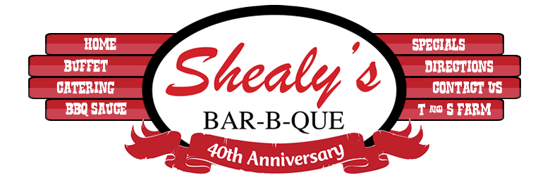 Shealy S Oh How Good Bbq Best Places To Eat Bbq Sauce