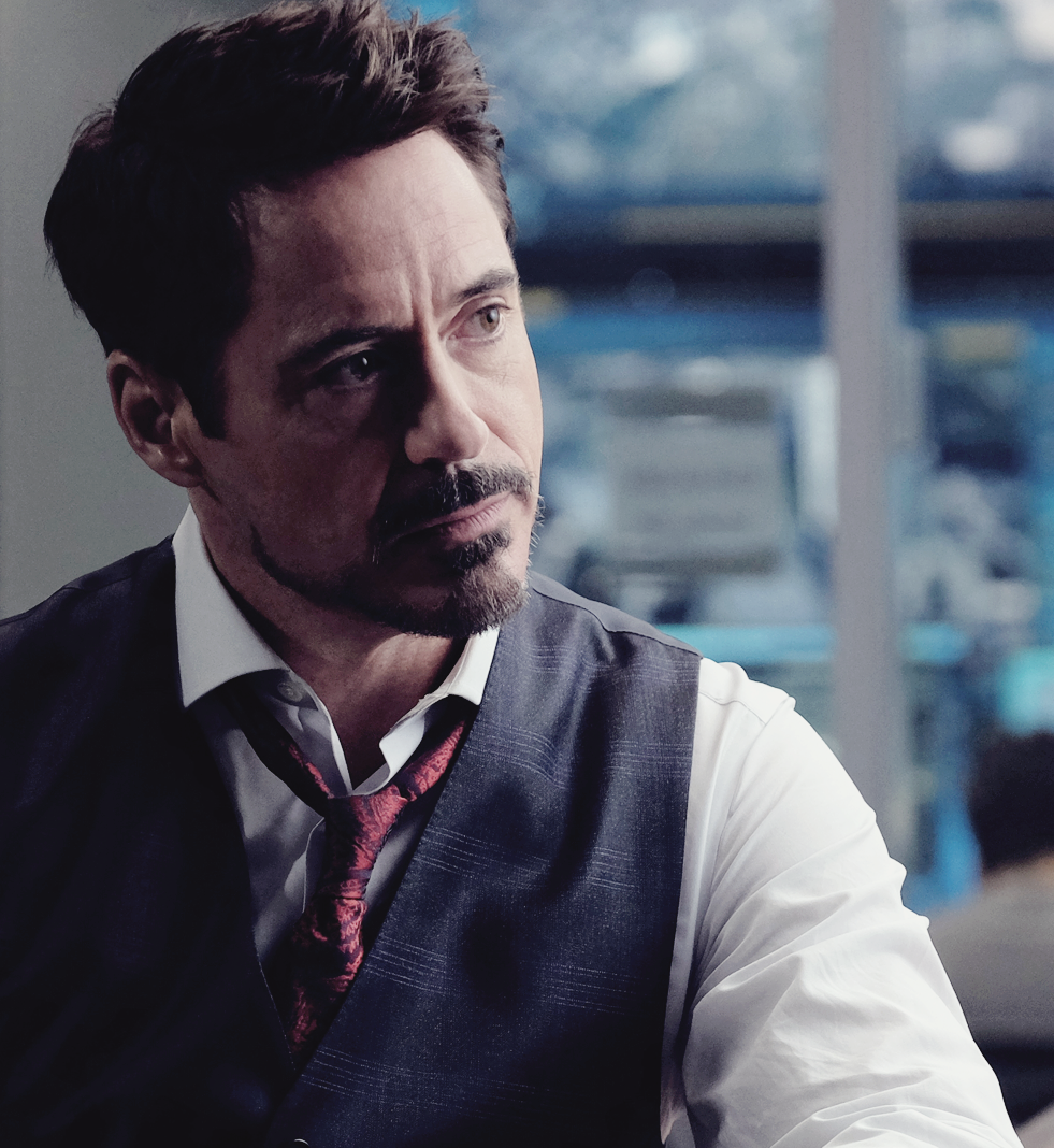 Tony Stark | Civil War...