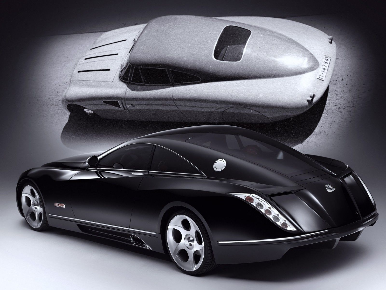 Maybach Exelero Old Wallpaper