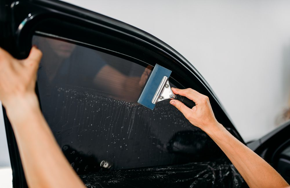 Auto Window Tint Can You Install It By Yourself Autopartes