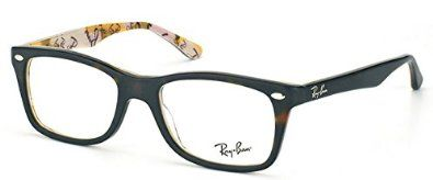 f0b22364f3 Amazon.com  Ray Ban RX5228 Eyeglasses-5409