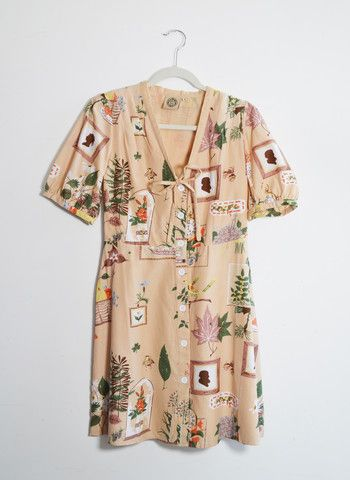 Swedish Summer Dress