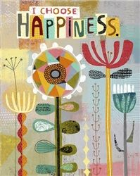 Awesome Words and Happiness Flowers