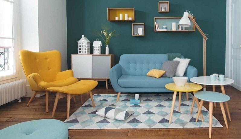 ideas decorar paredes salon rectangular - Buscar con Google