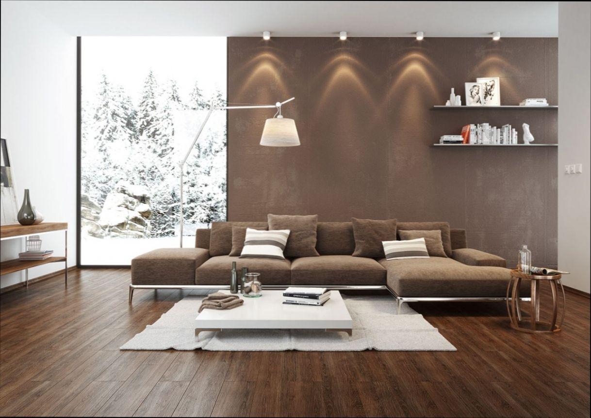 Neueste Dekoideen Wohnzimmer Braun