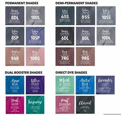 New Guy Tang Color Mydentity Hair Color Direct Dye Demi Permanent Boosters Guy Tang Guy Tang Hair Permanent Hair Dye