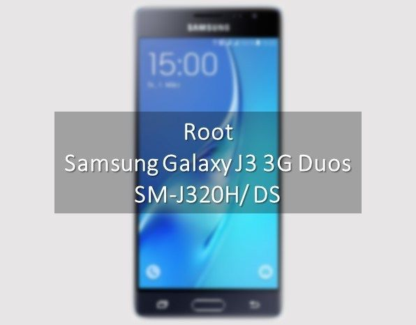 Root Samsung Galaxy J3 3G Duos SM-J320H/ DS - DroidCosmo | Android