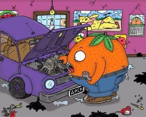 Naranja mecánica