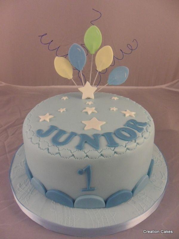 Baby Boys 1st Birthday Cake httpwwwfacebookcomtanyamjudd
