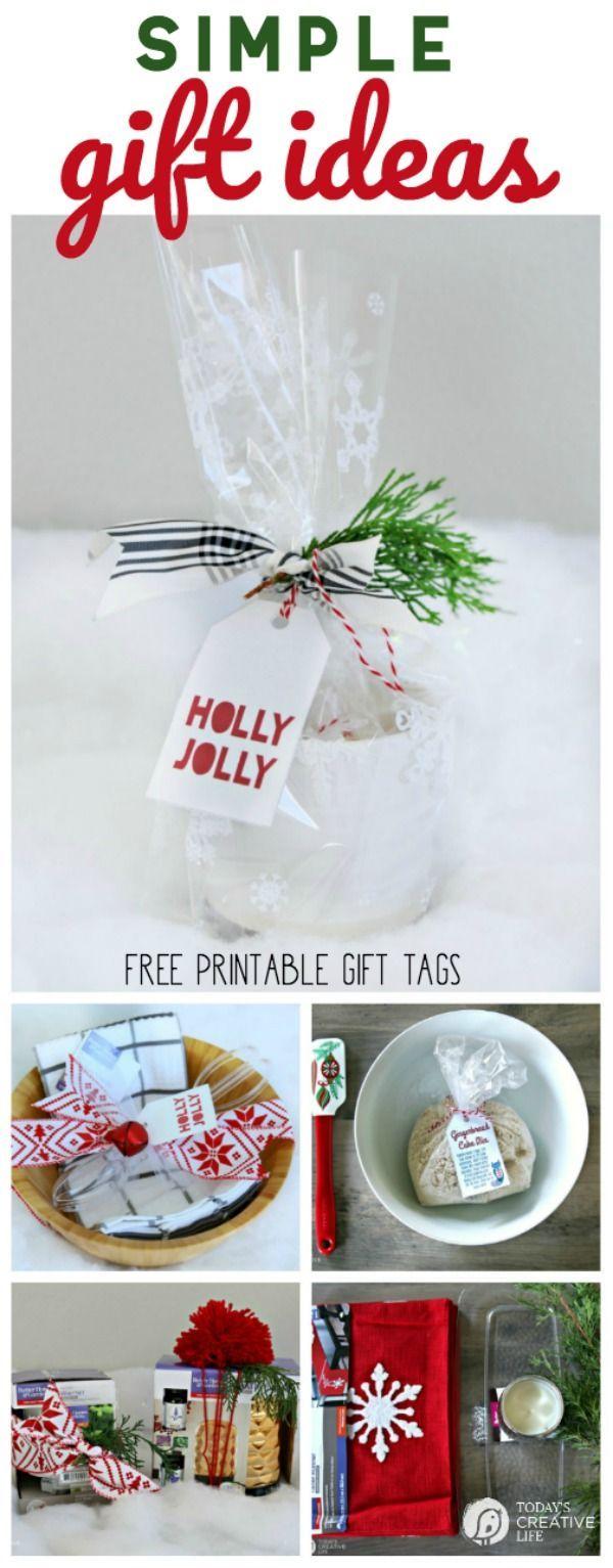 Cheap Christmas Ideas For Teachers. Simple Easy Idea For A Teacherus ...