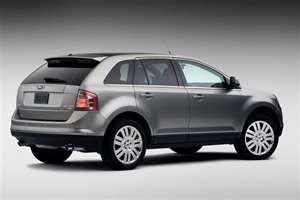 Ford Edge arcoal grey future car