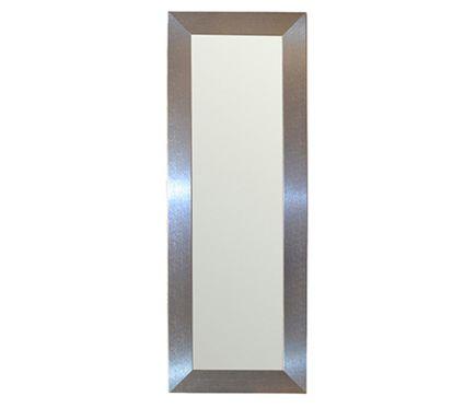 Espejo Decorativo Toscana Plata Brillo Leroy Merlin Espejos Decorativos Espejos Espejos Rectangulares