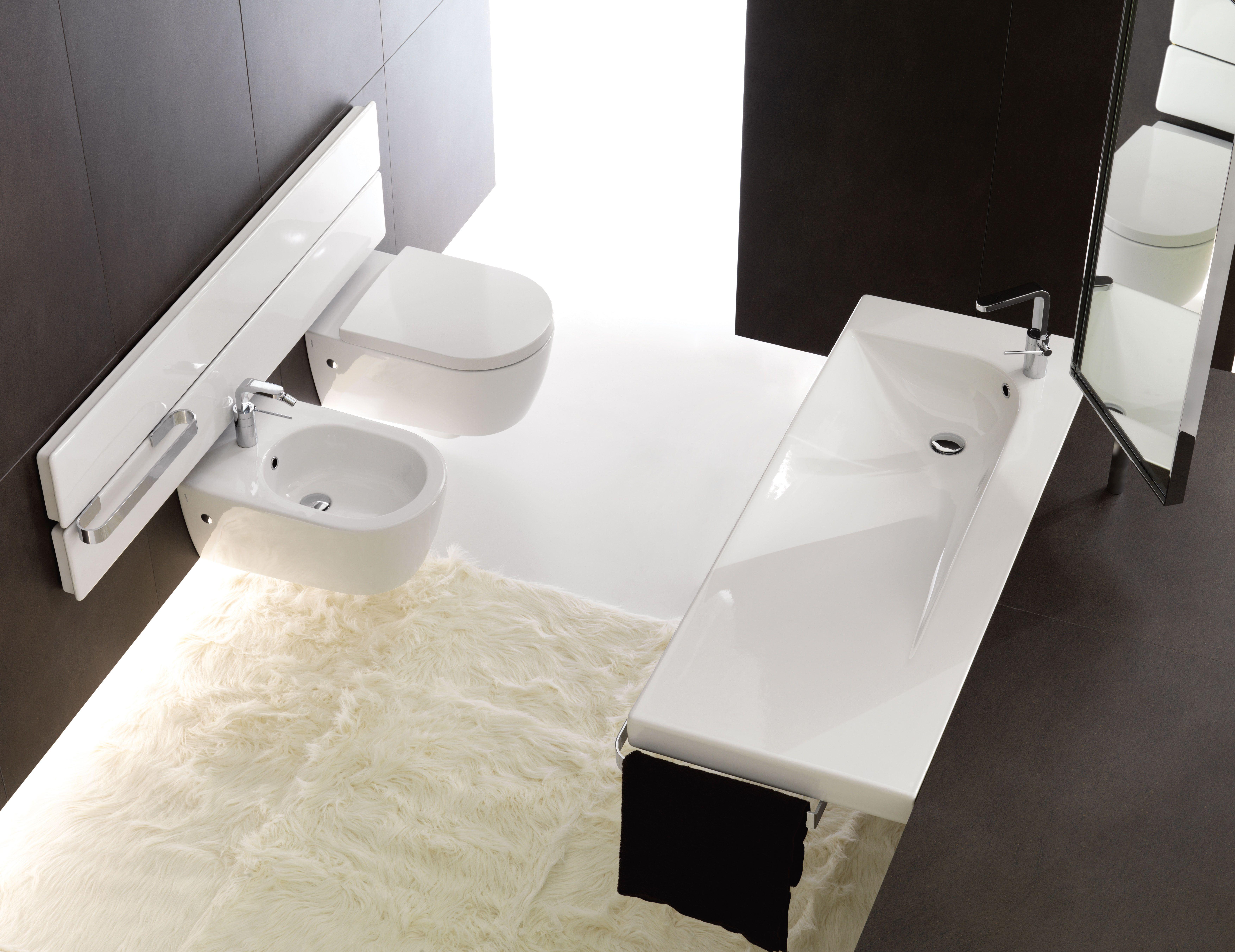 Piatto doccia hatria nido produzione sanitari di design - Produzione accessori bagno ...