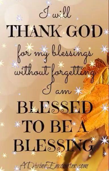 Daily Spiritual Blessings Prayers GIF
