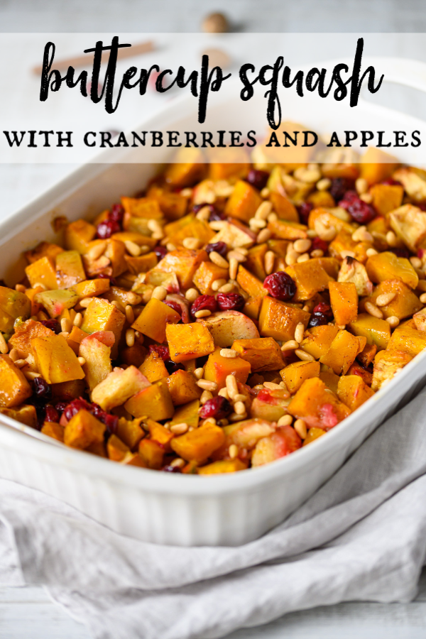 This Squash Apple Cranberry Bake Is The Perfect Side Dish Recipe