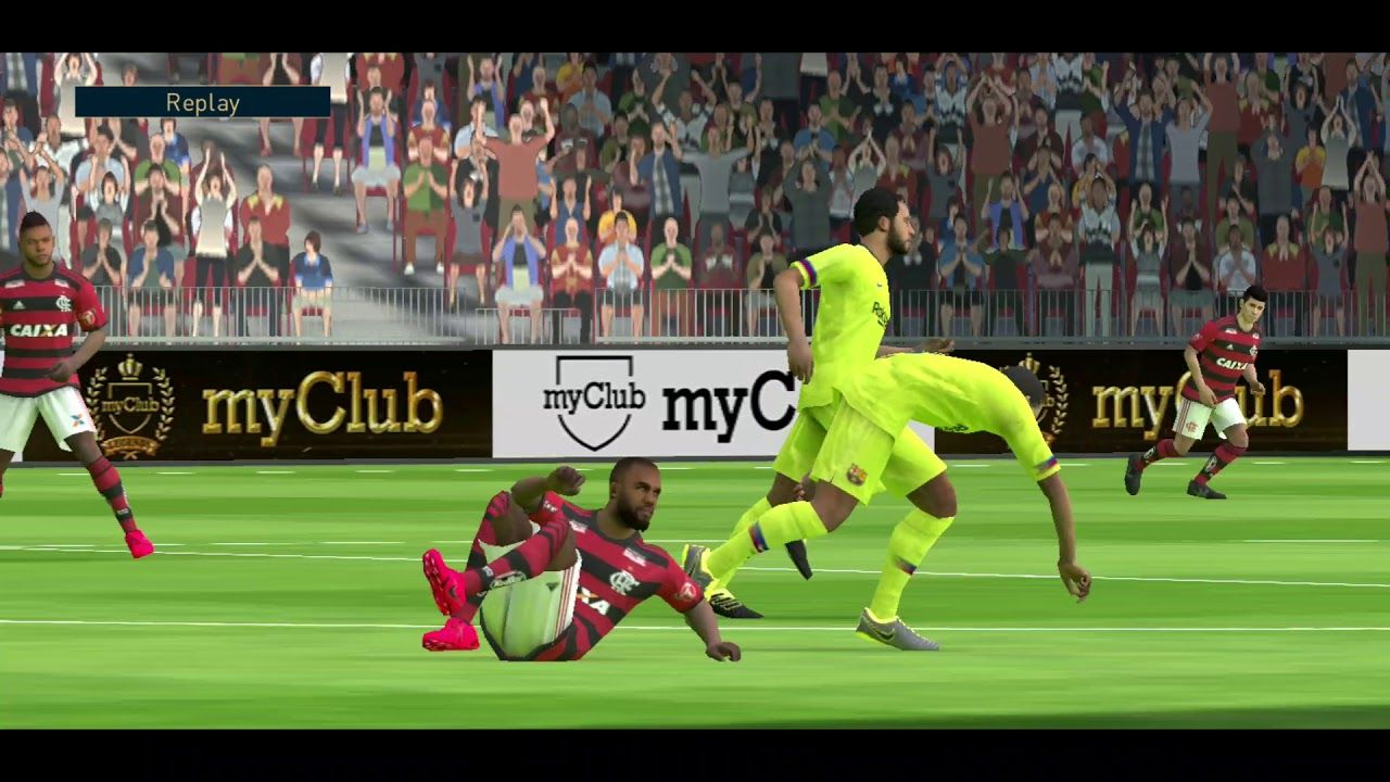 PES 2019 PRO EVOLUTION SOCCER IOSAndroidReviewGameplay