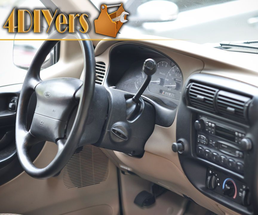 How To Repair A Loose Ford Column Shifter Common Issue Shifter Ford Repair