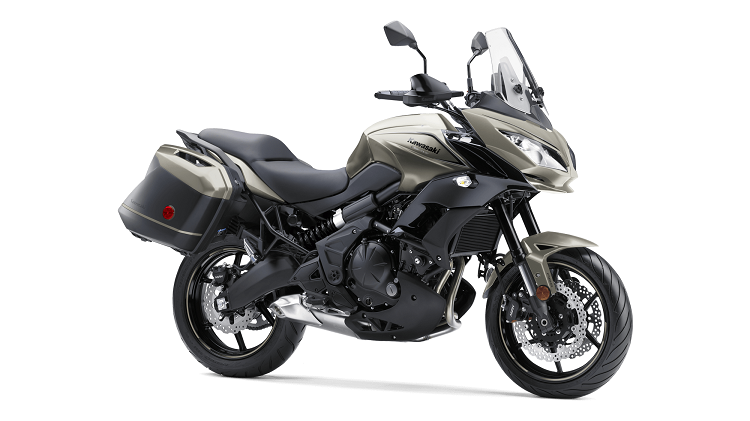 Adventure Motorcycles Kawasaki Versys 650 3
