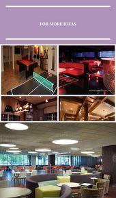 Photo of 23 inspirierendste Freizeitraumgestaltung von Luxushäusern in den USA. #recroom …, #design …