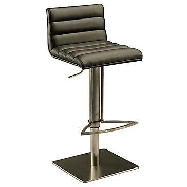 Glass Wood Dining Table, Ribbed Bar Stool Pastel Furniture Bar Stools Stool