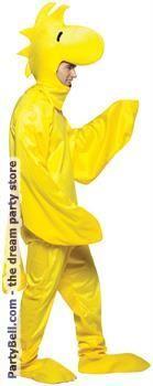 Peanuts Woodstock Adult Costume