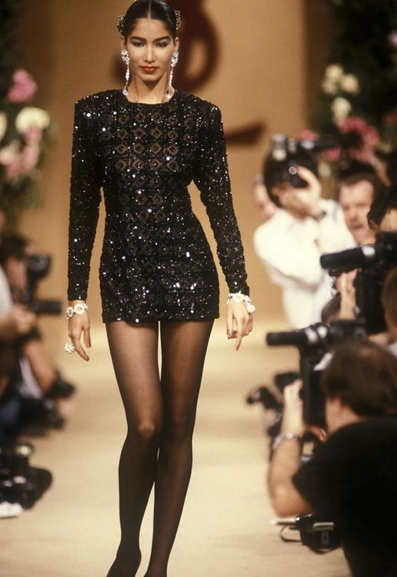 Yves Saint Laurent Fashion show Vintage & More Luxury