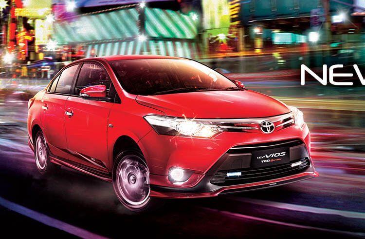 Harga Toyota Vios Mobil