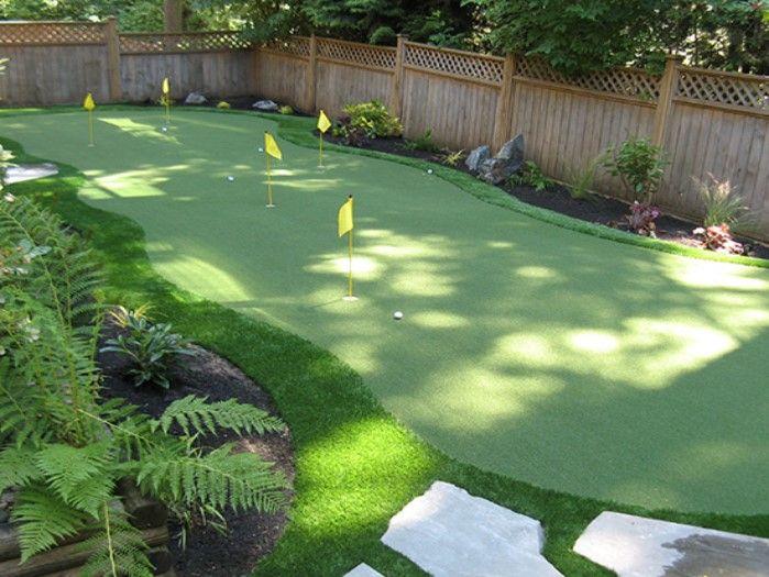 Paver Pros | Hardscape, Putting greens, Backyard