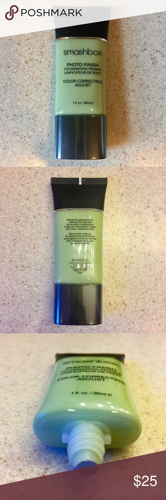 Smashbox Photo Finish Color Correcting Primer This is the