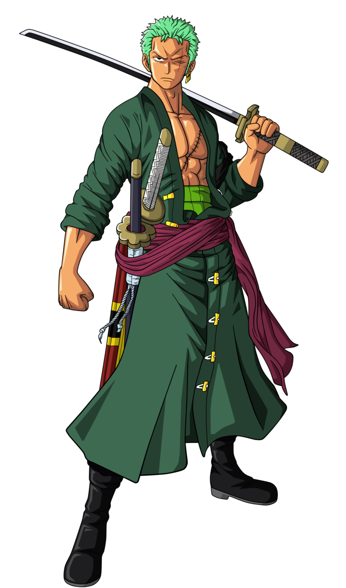 Zorro Ronoa by BardockSonic / one piece 5 / Zoro one piece