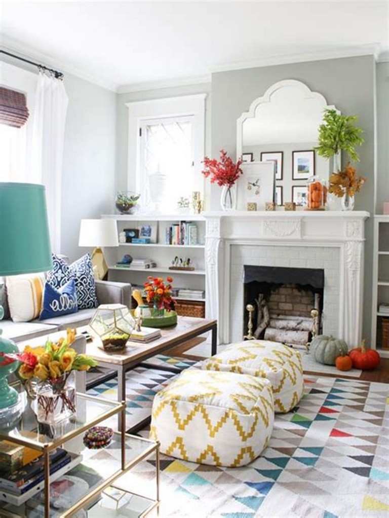 10 Lovely Cozy Living Room Decoration Ideas For Fall Living Room Dining Room Combo Small Living Room Decor Living Room Decor Cozy
