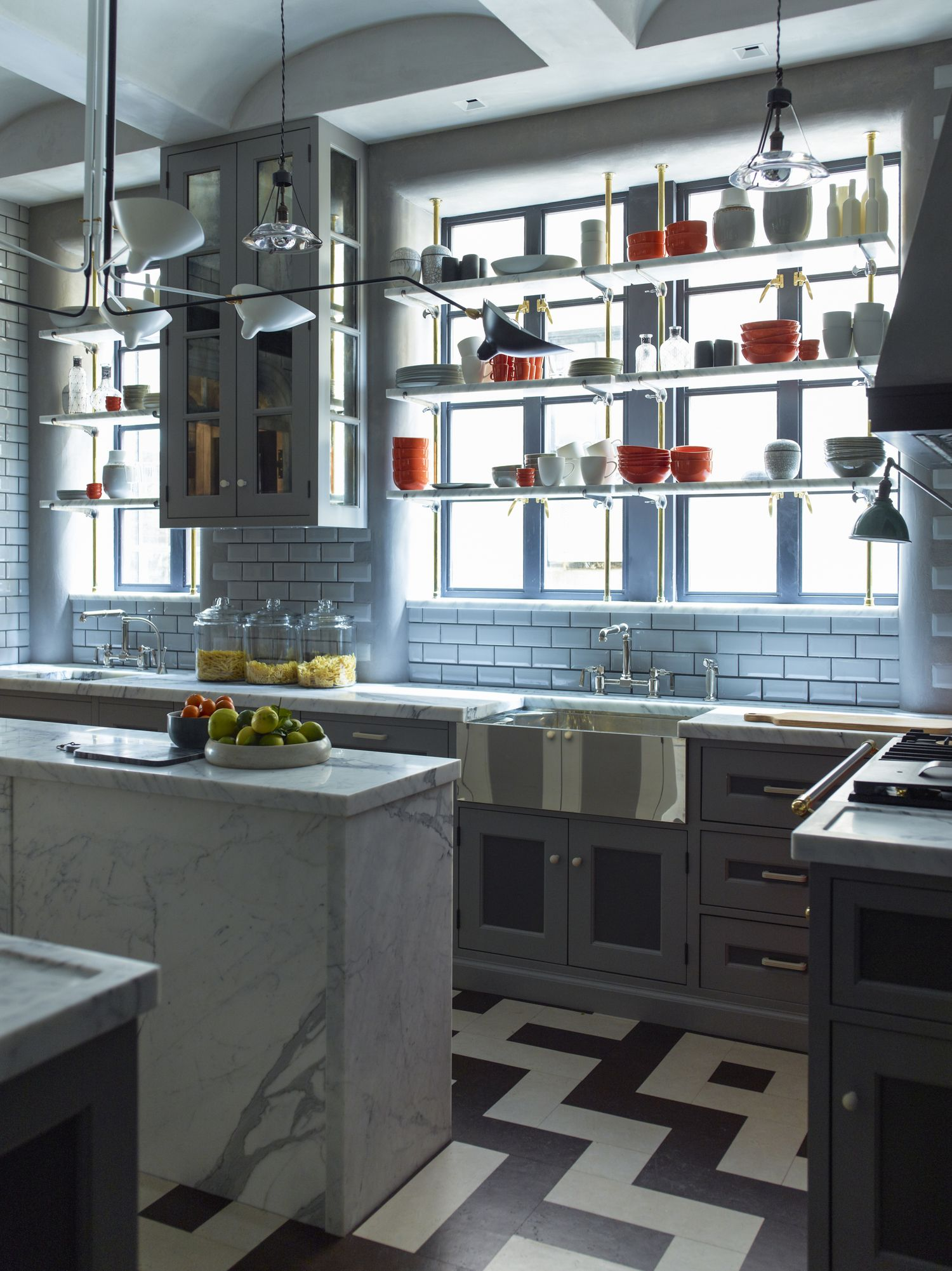 gambrel_ohara_412.jpg Cocinas pequeñas, Cocinas, Alacena