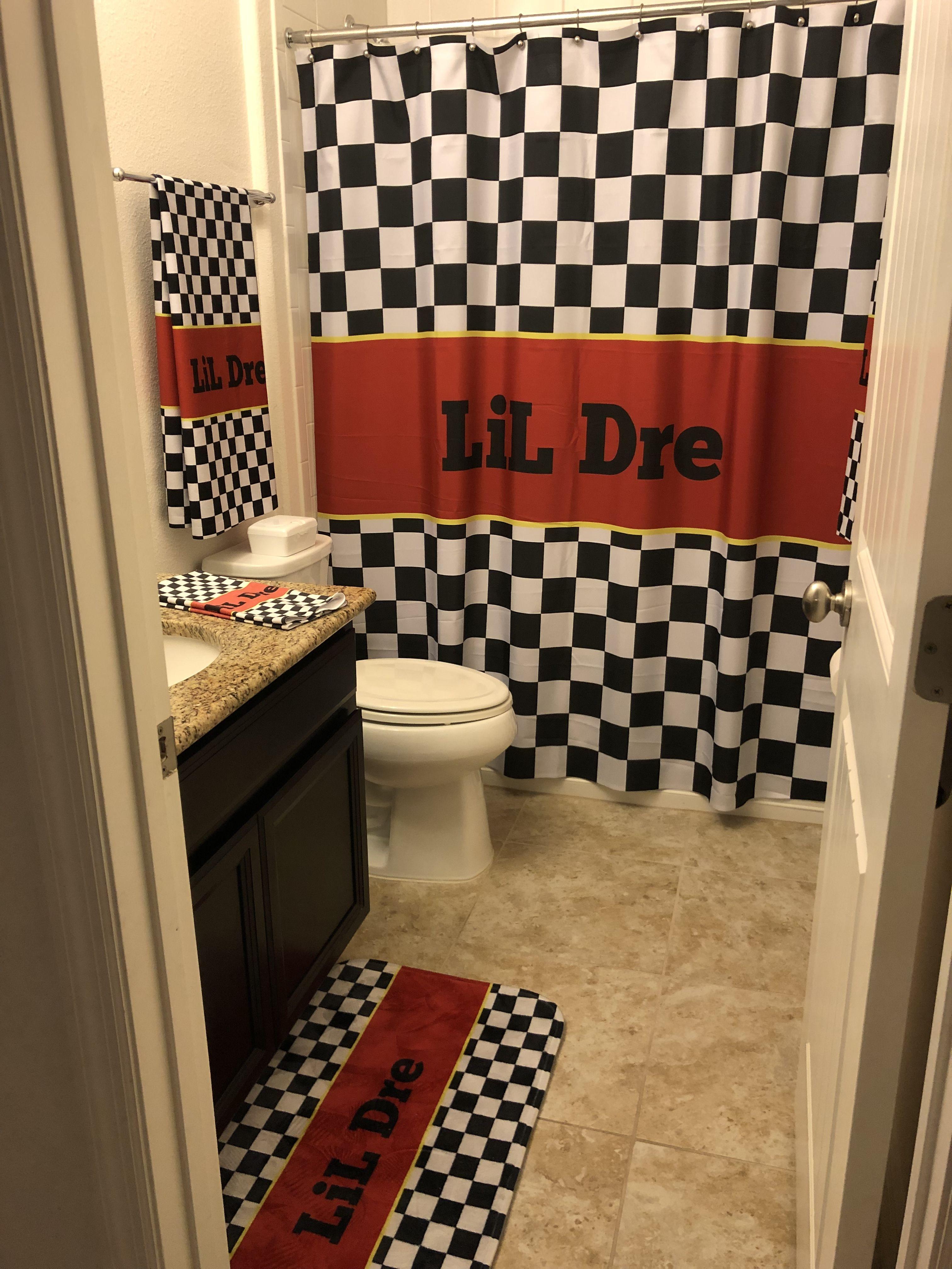 Race Car Theme Car Themes Race Car Themes Boys Bathroom Race car bathroom decor